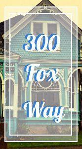300 Fox Way Holiday Piece by Maggie Stiefvater