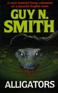 Alligators by Guy N. Smith