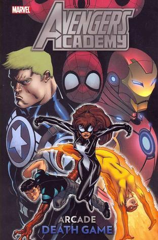 Avengers Academy: Arcade: Death Game by Filipe Andrade, Paul Tobin, Filipe Andrade