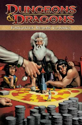 Dungeons & Dragons: Forgotten Realms Classics, Volume 4 by Jeff Grubb