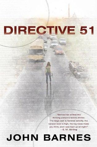 Directive 51 by John Barnes