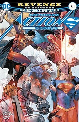 Action Comics #983 by Viktor Bogdanovic, Tomeu Morey, Michael Spicer, Clay Mann, Jonathan Glapion, Dan Jurgens
