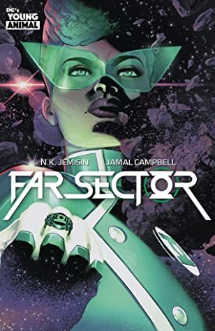 Far Sector #1 by N.K. Jemisin