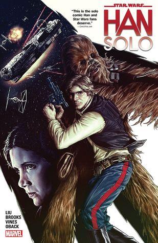 Star Wars: Han Solo by Olivier Coipel, Dexter Vines, Sonia Oback, Matt Milla, Mark Brooks, Kamome Shirahama, Joe Caramagna, Marjorie M. Liu