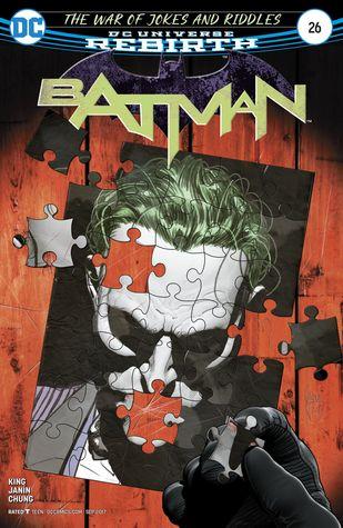 Batman #26 by Tom King, Mikel Janín, June Chung