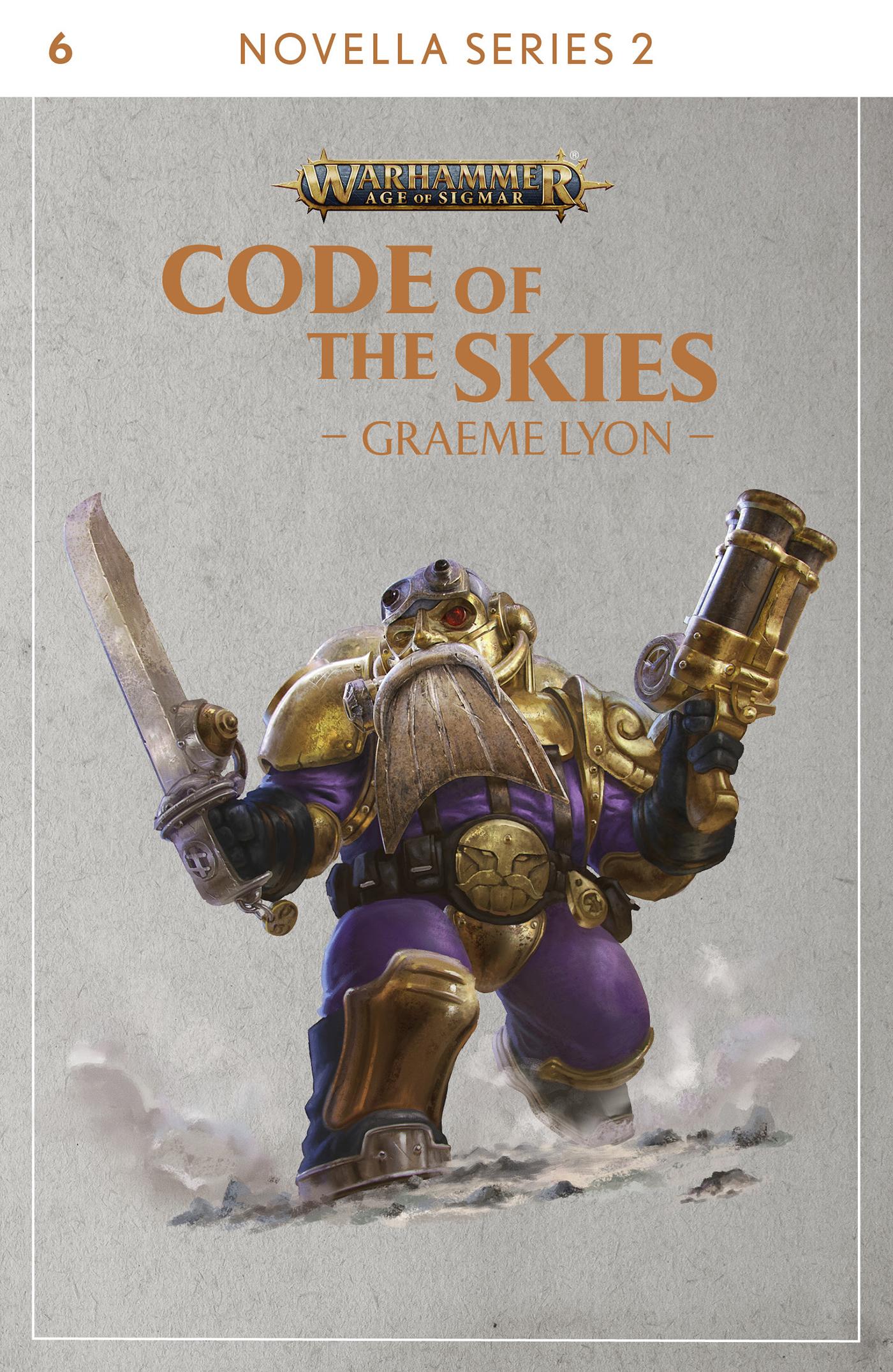 Code of the Skies by Graeme Lyon