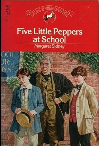 Five Little Peppers at School by Barbara Cooney, Margaret Sidney