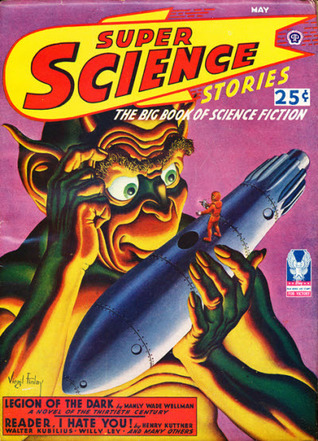 Super Science Stories, May 1943 by Alden H. Norton