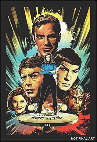 Star Trek: Waypoint Special 2019 by Stephen Mooney, Malachi Ward, Corinna Bechko, Thom Zahler, Andy Price, Matt Sheean, Daniel Irizarri