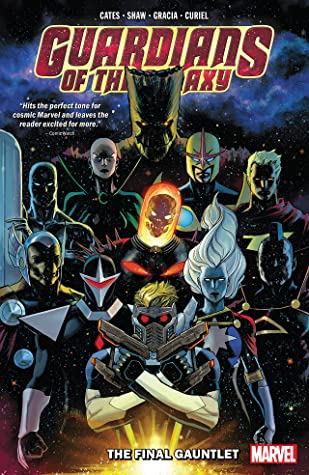 Guardians of the Galaxy, Vol. 1: The Final Gauntlet by David Marquez, Geoff Shaw, Donny Cates