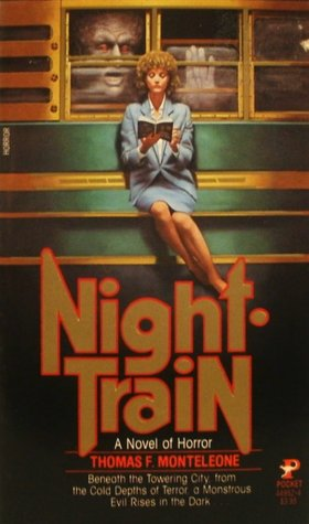 Night Train by Lisa Falkenstern, Thomas F. Monteleone