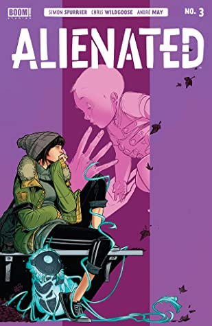 Alienated #3 by Andre May, Chris Wildgoose, Simon Spurrier