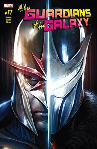 All-New Guardians Of The Galaxy #11 by Francesco Mattina, Roland Boschi, Gerry Duggan