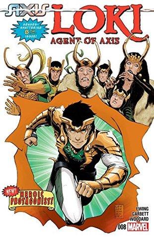 Loki: Agent of Asgard #8 by Al Ewing, Lee Garbett