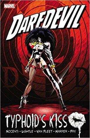 Daredevil: Typhoid's Kiss by Steve Lightle, John Van Fleet, Ann Nocenti