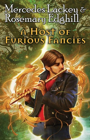 A Host of Furious Fancies by Mercedes Lackey, Rosemary Edghill