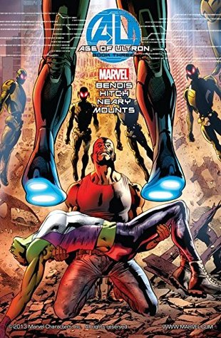 Age of Ultron #3 by Brian Michael Bendis, Paul Mounts, Paul Neary, Bryan Hitch