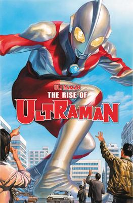 Ultraman Vol. 1: The Rise of Ultraman by Kyle Higgins, Mat Groom