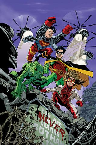 DC Comics Presents: Young Justice #2 by Dan Curtis Johnson, Chuck Dixon, Todd Dezago, Todd Nauck, Peter David