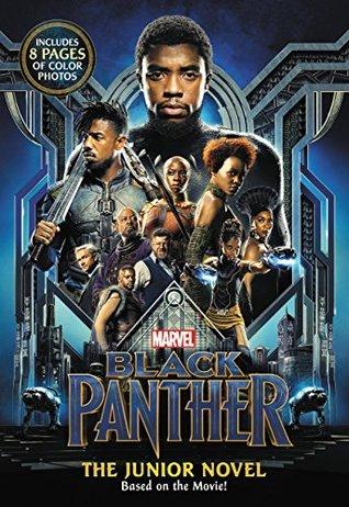 Black Panther: The Junior Novel by Jim McCann