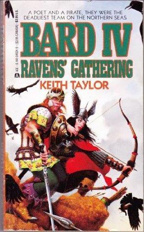 Ravens' Gathering by Keith John Taylor