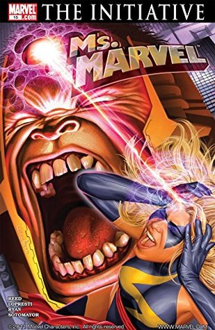 Ms. Marvel #15 by Matthew Ryan, Greg Land, Brian Reed, Aaron Lopresti