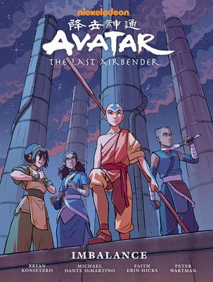 Avatar: The Last Airbender - Imbalance by Bryan Konietzko, Michael Dante DiMartino, Faith Erin Hicks