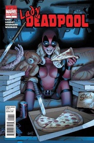 Lady Deadpool #1 by Mary H.K. Choi, Greg Land, Kenneth Lashley