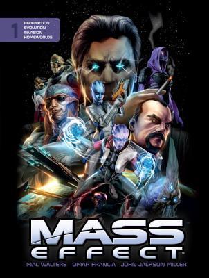 Mass Effect, Volume 1 by Patrick Weekes, Mac Walters, Jeremy Barlow, John Dombrow, Dave Marshall, John Jackson Miller, Garry Brown, Jean Diaz, Chris Staggs
