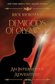 Demigods of Olympus: An Interactive Adventure by Rick Riordan