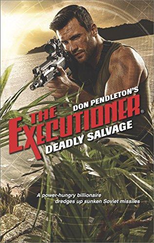 Deadly Salvage by Don Pendleton, Michael A. Black