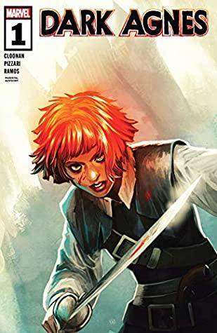 Dark Agnes (2020) #1 by Luca Pizzari, Becky Cloonan, Stephanie Hans