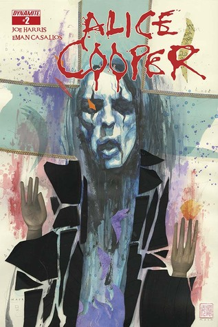 Alice Cooper #2 by Eman Casallos, Joe Harris