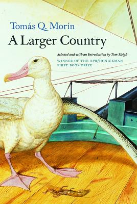 A Larger Country by Tomas Q. Morin
