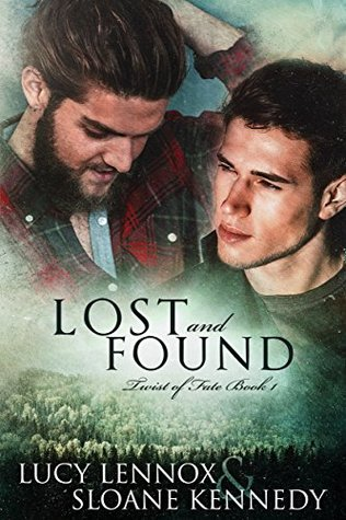 Lost and Found by Lucy Lennox, Sloane Kennedy