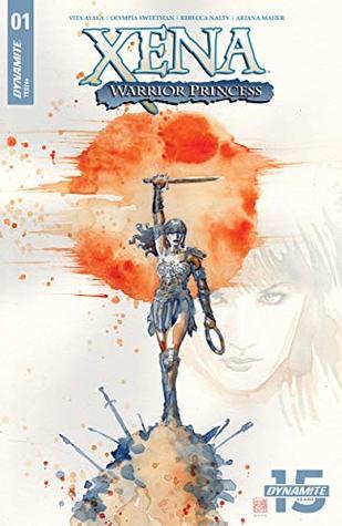 Xena: Warrior Princess (2019-) #1 by Olympia Sweetman, Vita Ayala