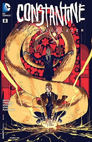 Constantine: The Hellblazer #8 by Ming Doyle, Brian Level, Riley Rossmo, James Tynion IV