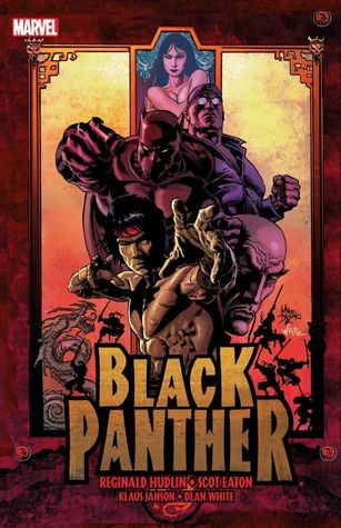 Black Panther: Bad Mutha by Reginald Hudlin, Scot Eaton