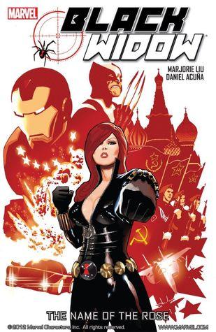 Black Widow: The Name of the Rose by Nate Piekos, Daniel Acuña, Marjorie M. Liu
