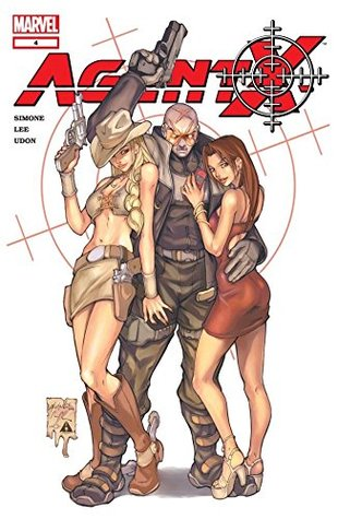 Agent X #4 by Gail Simone, UDON
