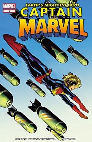 Captain Marvel (2012-2013) #3 by Richard Elson, Wil Quintana, Karl Kesel, Dexter Soy, Kelly Sue DeConnick, Javier Rodriguez, Joe Caramagna