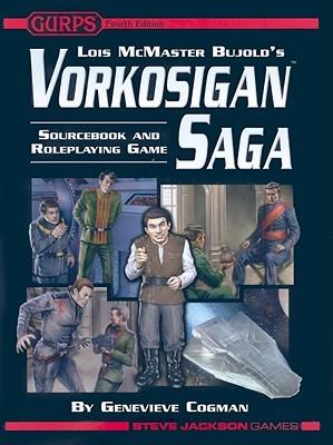 GURPS Vorkosigan Saga by Genevieve Cogman