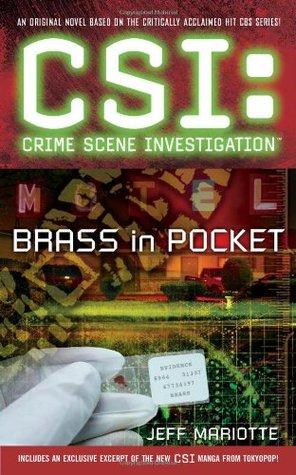 Brass in Pocket by Jeff Mariotte, Jeffrey J. Mariotte