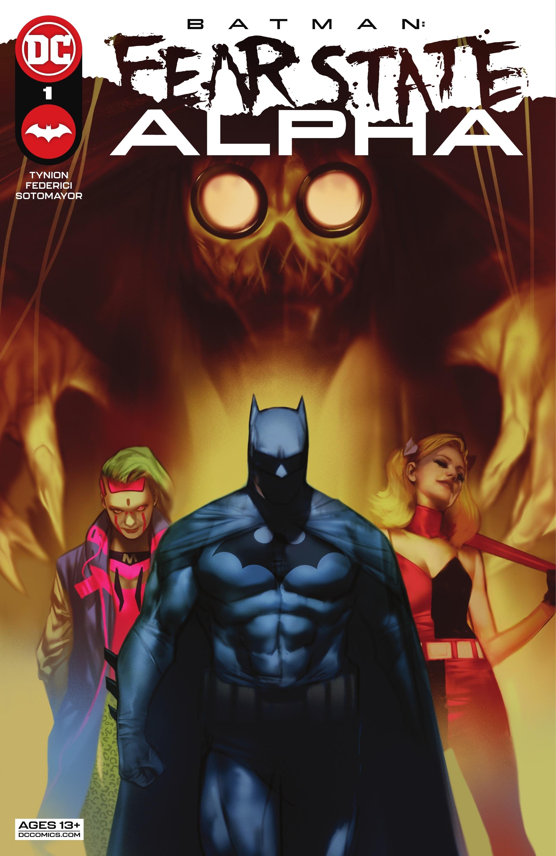 Batman: Fear State: Alpha (2021) #1 by James Tynion IV