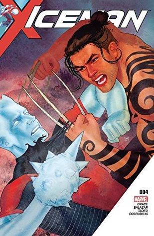 Iceman #4 by Kevin Wada, Edgar Salazar, Sina Grace