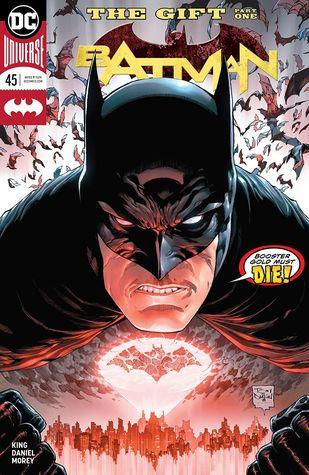 Batman #45 by Sandu Florea, Tomeu Morey, Tom King, Tony Daniel, Livesay