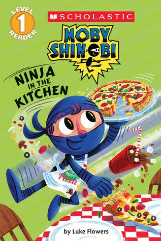 Ninja in the Kitchen by Luke Flowers