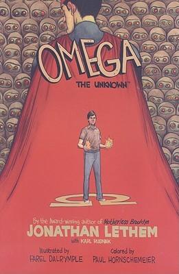 Omega the Unknown by Jonathan Lethem, Paul Hornschemeier, Karl Rusnak, Farel Dalrymple, Gary Panter