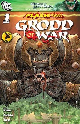 Flashpoint: Grodd of War #1 by Ig Guara, Sean Ryan