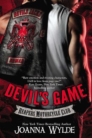 Devil's Game by Joanna Wylde